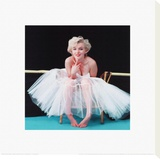 Marilyn Monroe: Ballerina Stretched Canvas Print