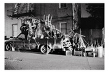 Truck Overload Photographic Print by Evan Morris Cohen