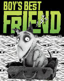 Frankenweenie-Best friend Plakaty