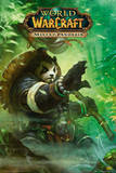 World of Warcraft-Mists of Pandaria Affiches