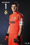 Real Madrid-Casillas Posters