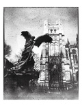 Archangel Michael Photographic Print by Evan Morris Cohen