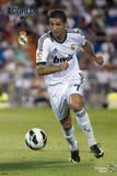 FC Real Madrid - Christiano Ronaldo Kunstdrucke