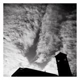 Jusdon and Clouds Photographic Print by Evan Morris Cohen