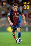FC Barcelona - Lionel Messi Poster Prints