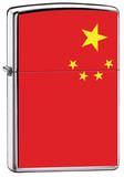 China Flag Zippo Lighter Lighter