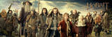 The Hobbit-Cast Kunstdrucke