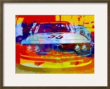Bmw Racing Watercolor Posters by  NaxArt