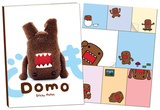 Sticky Note Book - Domo Book