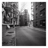 Minetta Lane Photographic Print by Evan Morris Cohen