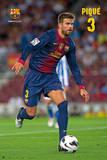 FC Barcelona-Piqué Photo