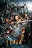 The Hobbit-Collage Póster