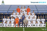 Real Madrid Team-2012-2013 Print