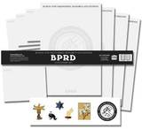 Mike Mignola - B.P.R.D. Stationery Stationary