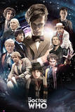 Doctor Who-Regenerate Poster
