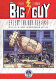 Big Guy And Rusty The Boy Robot Jigsaw Puzzle Jigsaw Puzzle