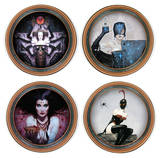 Brom Darkwerks Coaster Set Coaster