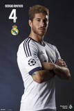 Real Madrid-Segio Ramos Photo