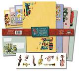 Musick Shoppe Stationery Stationary