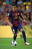 FC Barcelona-Alexis Plakater