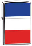 France Flag Zippo Lighter Lighter