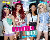 Little Mix-Names Print