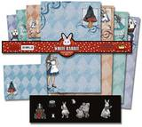 Grace Slick White Rabbit Stationery Stationary