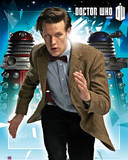 Doctor Who-Daleks Poster