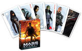Mass Effect Playing Cards Playing Cards