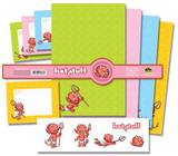 Hot Stuff Stationery Stationary