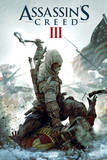Assassins Creed 3-Cover Poster