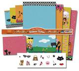 Petrucci - Kick-Ass Kuties Stationery Stationary