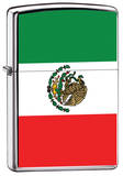 Mexico Flag Zippo Lighter Lighter
