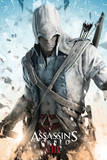 Assassins Creed 3-Connor Pósters