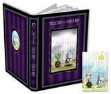 Tim Burton - Toxic Boy and Stain Boy Pulltab Journal Journal