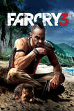 Far Cry 3-Cover Kunstdrucke