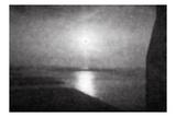 Vintage Sunset Fotografisk tryk af Evan Morris Cohen