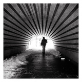 Central Park Tunnel Photographic Print by Evan Morris Cohen