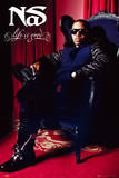 Nas-Throne Print