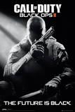 Call of Duty Black Ops 2 - Titel, Englisch Kunstdrucke