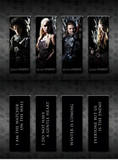 Game Of Thrones - Magnetic Bookmark Set Bookmark