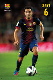 FC Barcelona-Xavi Posters