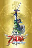 Zelda-Skyward Sword Láminas