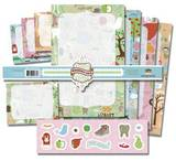 Beci Orpin Memory Box Stationery Stationary