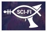 Sci-Fi Fish Prints