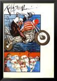 Gonzo Posters par Ralph Steadman