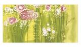 Spring Garden Posters by Aunaray Carol Clusiau
