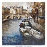 Notre-Dame, Paris Posters by Marti Bofarull