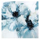 Blue Crush I Posters af Natasha Barnes