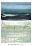Sea and Sky I Posters av Heather Mcalpine